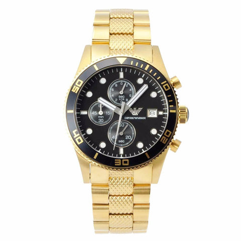 Emporio Armani Men's Chronograph Watch AR5857 - JB Watches
