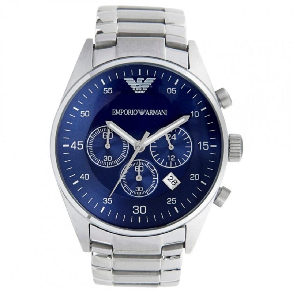 Emporio Armani Men's Chronograph Watch AR5860 - JB Watches