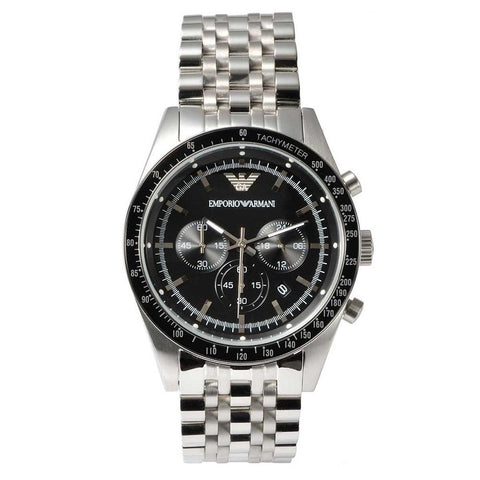 Emporio Armani Men's Chronograph Watch AR5988 - JB Watches