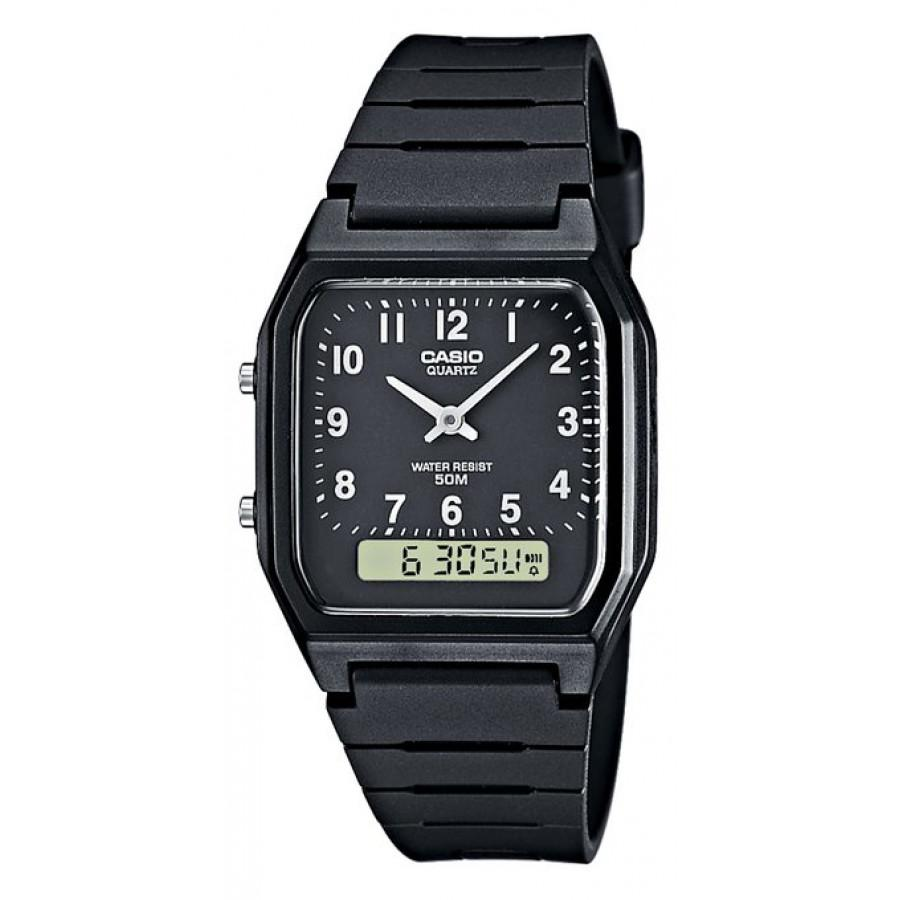 Casio Collection Men's Watch AW-48H-1BVEF - JB Watches