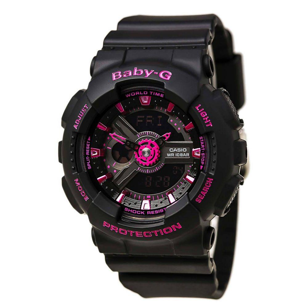 Casio Ladies' Baby-G Watch BA111-1A