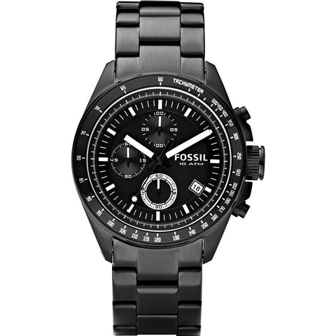 Fossil Men's Decker Chronograph Watch CH2601