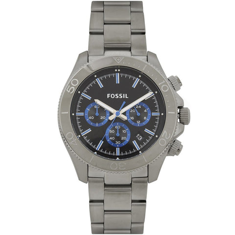 Fossil Men's Retro Traveler Chronograph Watch CH2869