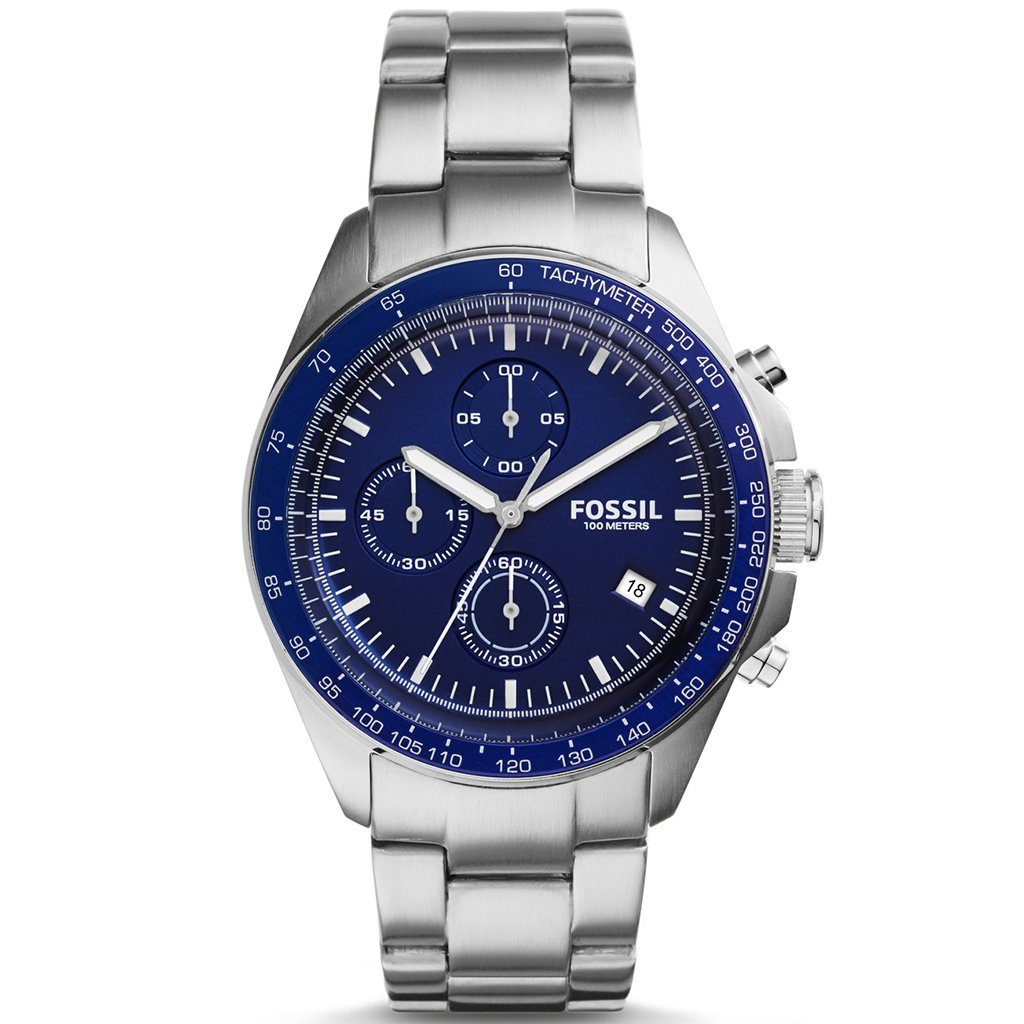 Fossil Men's Sport 54 Chronograph Watch CH3030 - JB Watches