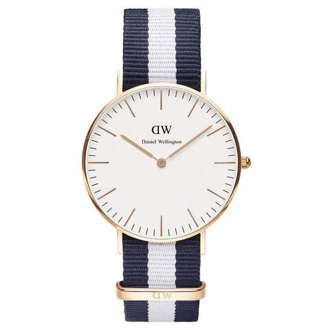 Daniel Wellington Ladies' Glasgow 36mm Watch DW00100031