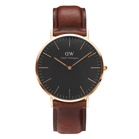 Daniel Wellington Classic Men's St. Mawes 40mm Watch DW00100124 - JB Watches