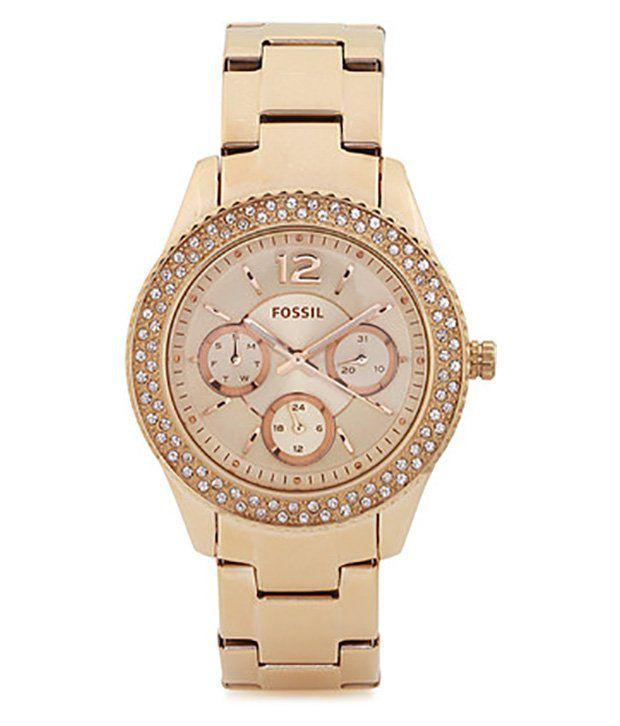 Fossil Ladies' Stella Watch ES3590 - JB Watches