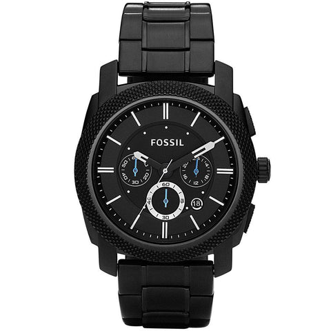 Fossil Men's Machine Chronograph Watch FS4552 - JB Watches
