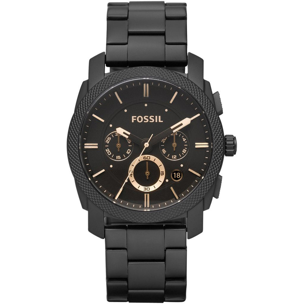 Fossil Men's Machine Chronograph Watch FS4682 - JB Watches