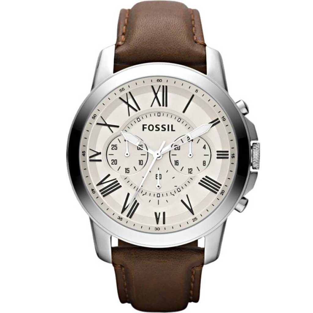 Fossil Men's Grant Chronograph Watch FS4735 - JB Watches