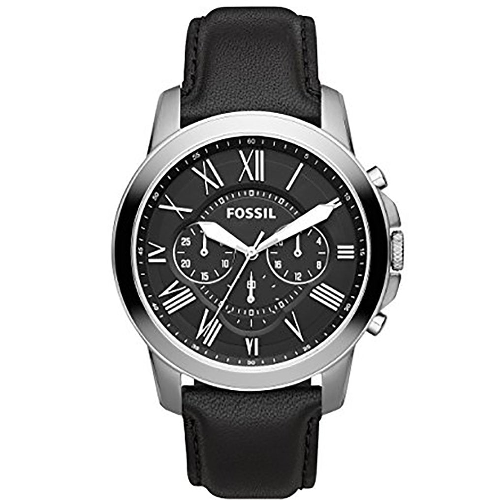 Fossil Men's Grant Chronograph Watch FS4812 - JB Watches