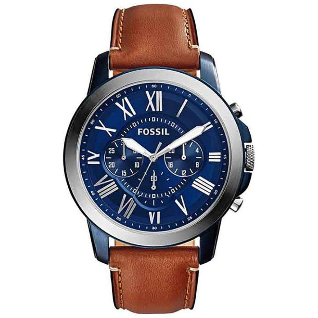 Fossil Men's Grant Chronograph Watch FS5151 - JB Watches