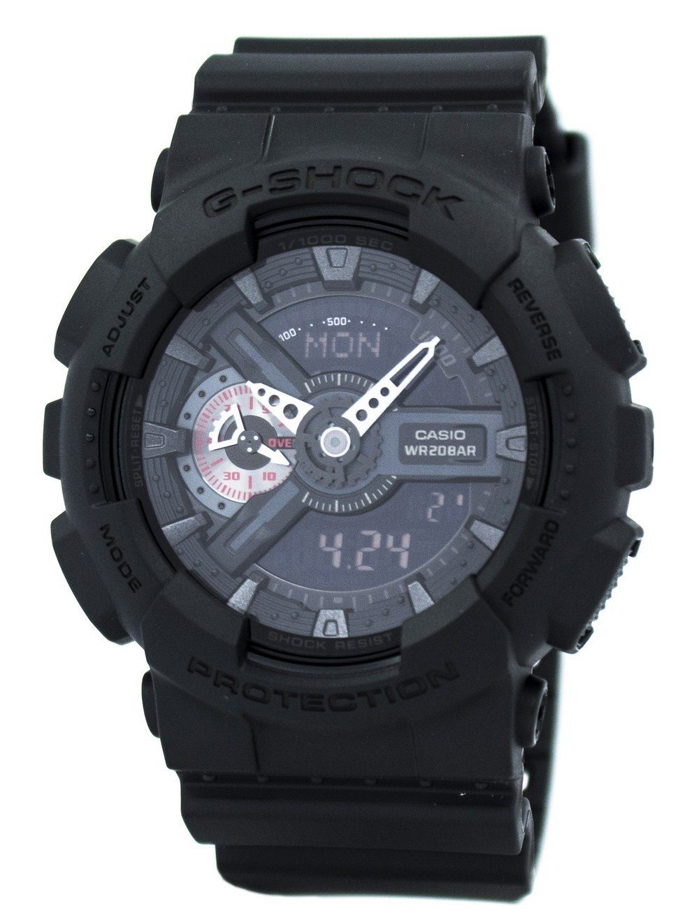 Casio Men's G-Shock Chronograph Watch GA-110MB-1A - JB Watches