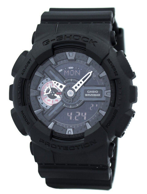 Casio Men's G-Shock Chronograph Watch GA-110MB-1A