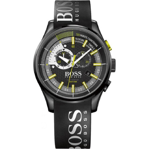 Hugo Boss Men's Yachting Timer II Chronograph Watch 1513337 - JB Watches