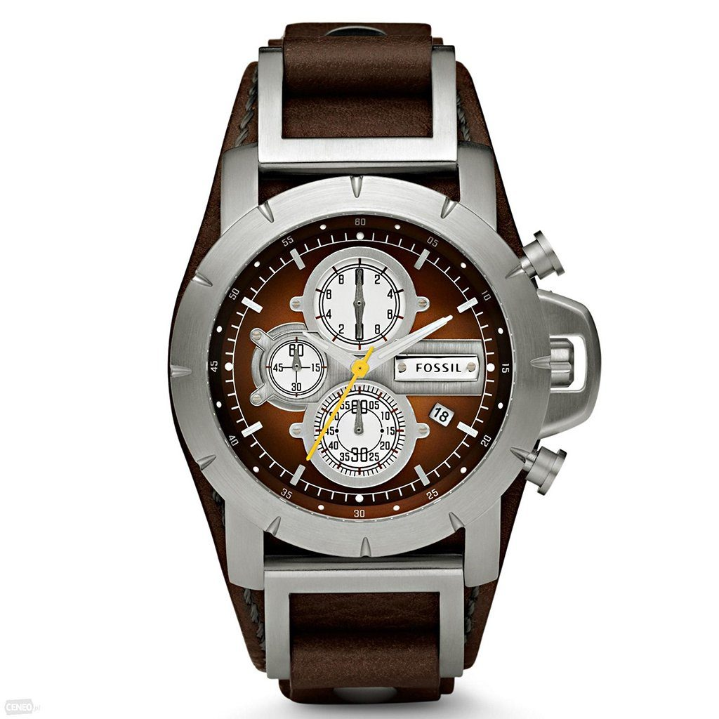 Fossil Men's Chronograph Watch JR1157 - JB Watches