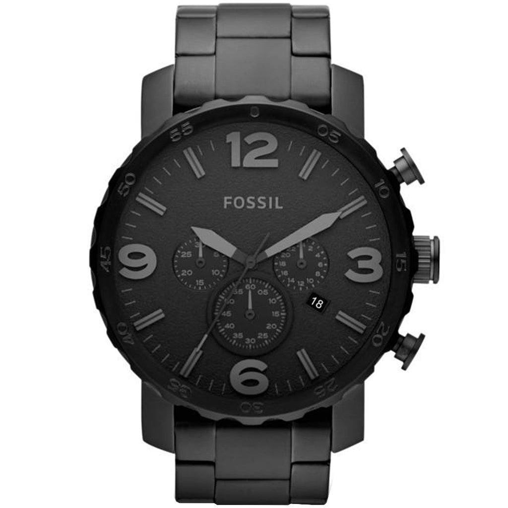 Fossil Men's Nate Chronograph Watch JR1401 - JB Watches
