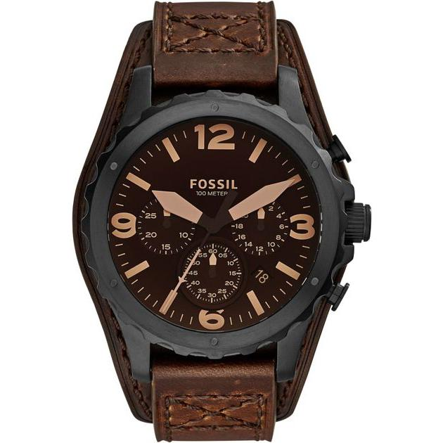 Fossil Men's Nate Chronograph Watch JR1511 - JB Watches