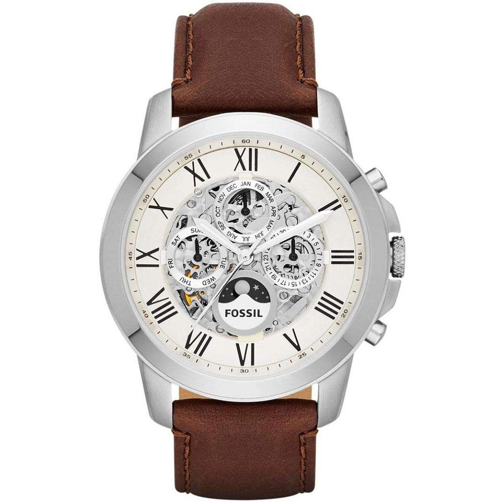 Fossil Men's Grant Automatic Watch ME3052