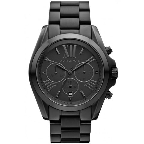 Michael Kors Unisex Bradshaw Chronograph Watch MK5550 - JB Watches