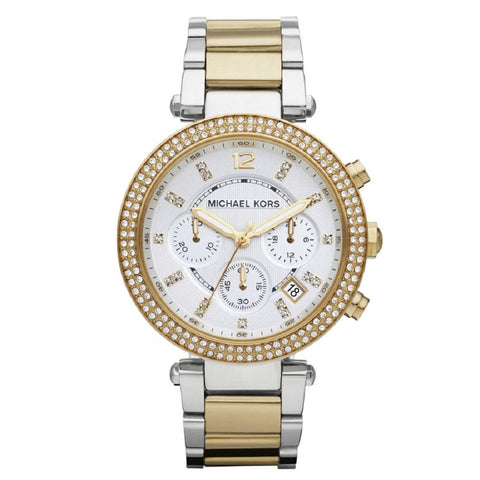 Michael Kors Ladies' Parker Chronograph Watch MK5626 - JB Watches