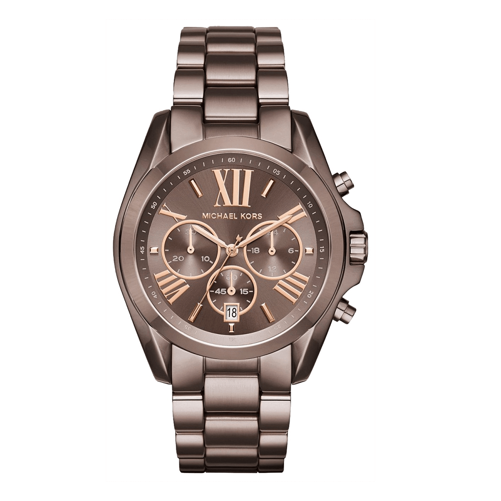 Michael Kors Ladies' Bradshaw Chronograph Watch MK6247 - JB Watches