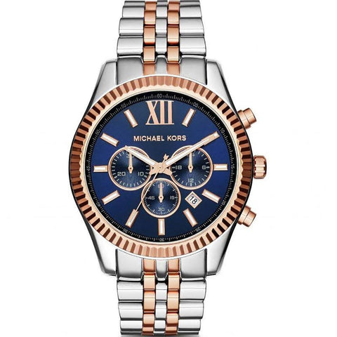 Michael Kors Men's Lexington Chronograph Watch MK8412