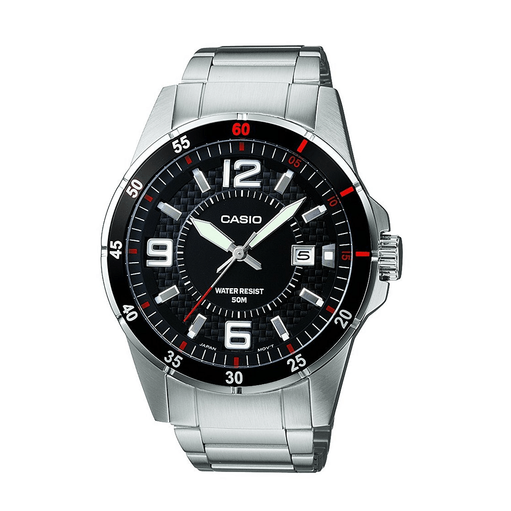 Casio Collection Men's Watch MTP-1291D-1A1VEF - JB Watches