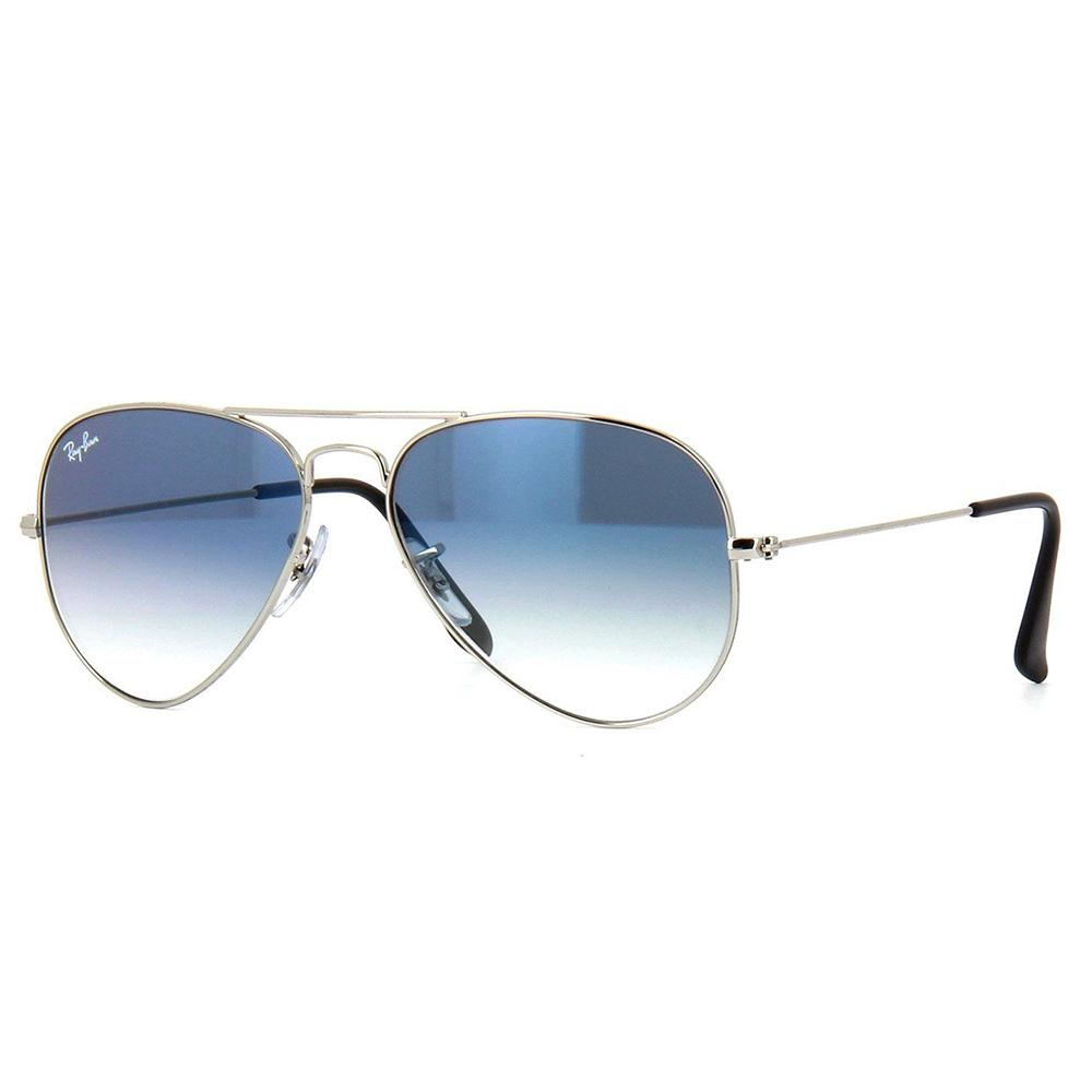 Ray-Ban Unisex Aviator RB3025 003/3F 58 Sunglasses - JB Watches