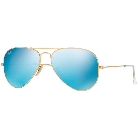 Ray-Ban Unisex Aviator RB3025 112/17 55 Sunglasses - JB Watches