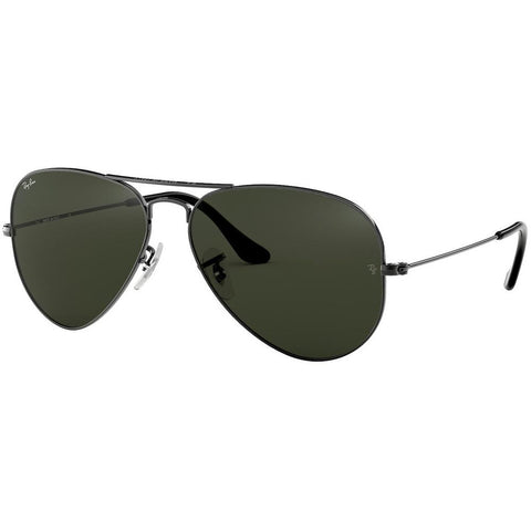 Ray-Ban Unisex Aviator RB3025 W0879 58 Sunglasses - JB Watches