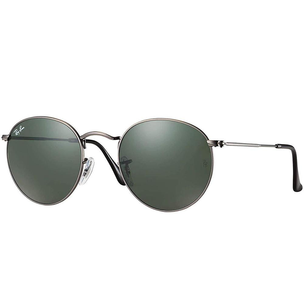 Ray-Ban Unisex Round RB3447 029 50 Sunglasses - JB Watches