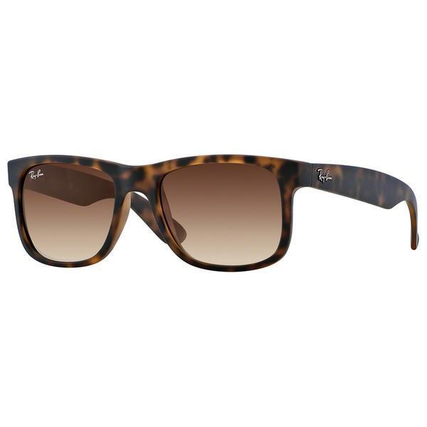 Ray-Ban Justin Sunglasses (RB4165-710/13-51)