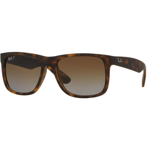 Ray-Ban Justin Classic Sunglasses (RB4165-865/T5-55)