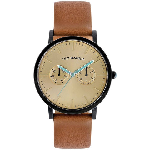 Ted Baker Men's Gun Metal Watch TE1094