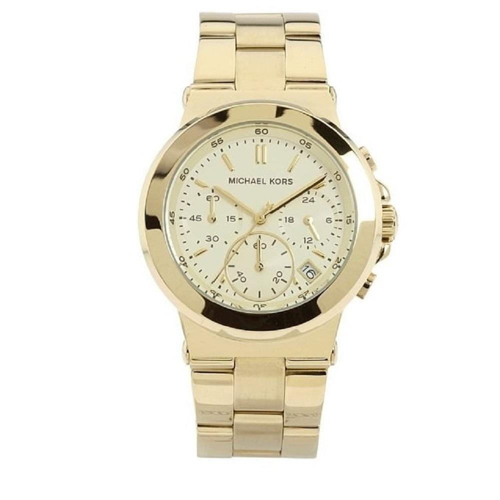 Michael Kors Ladies Chronograph Watch MK5222