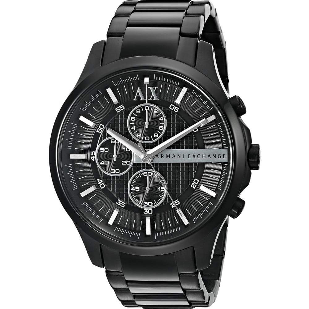 Armani Exchange Men's Hampton Chronograph Watch AX2138 - JB Watches