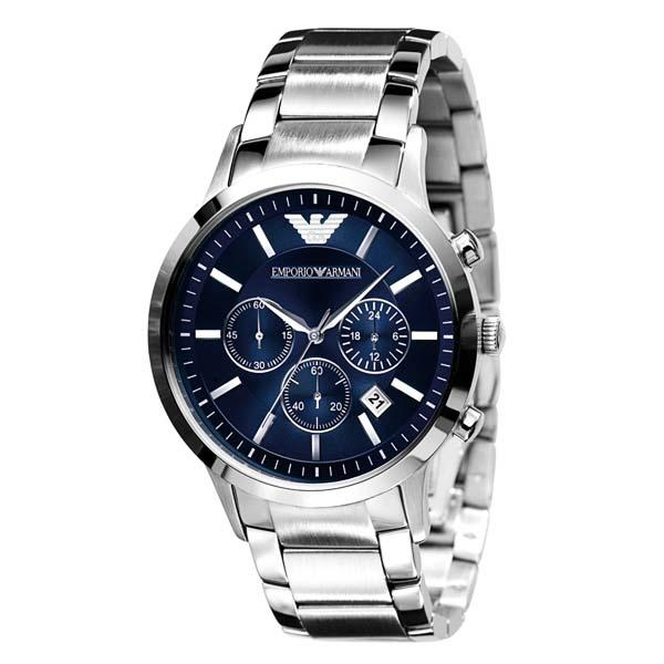 Emporio Armani Men's Chronograph Watch AR2448 - JB Watches
