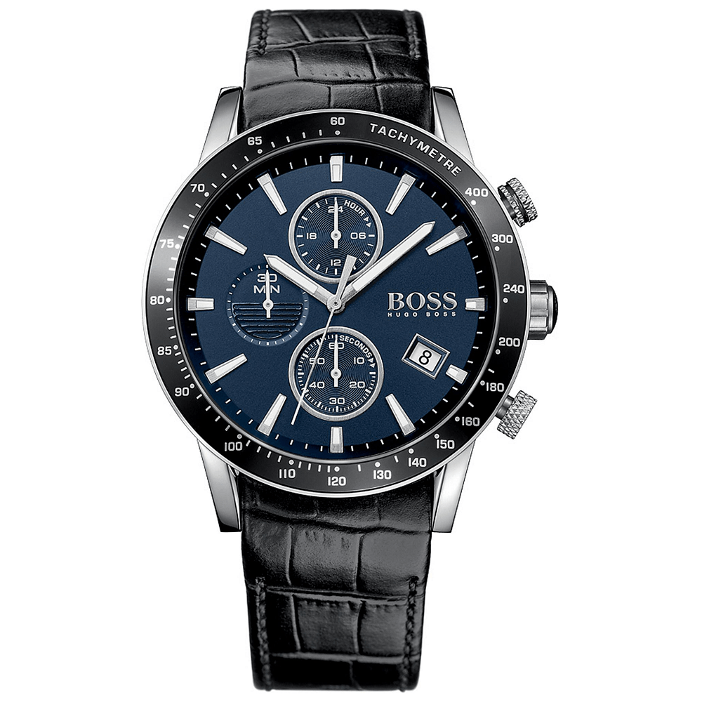 Hugo Boss Men's Rafale Chronograph Watch 1513391