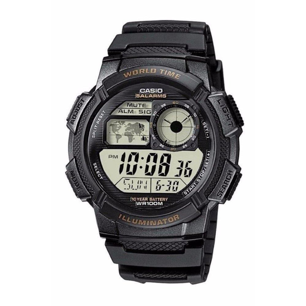 Casio Men's Watch AE-1000W-1AV - JB Watches