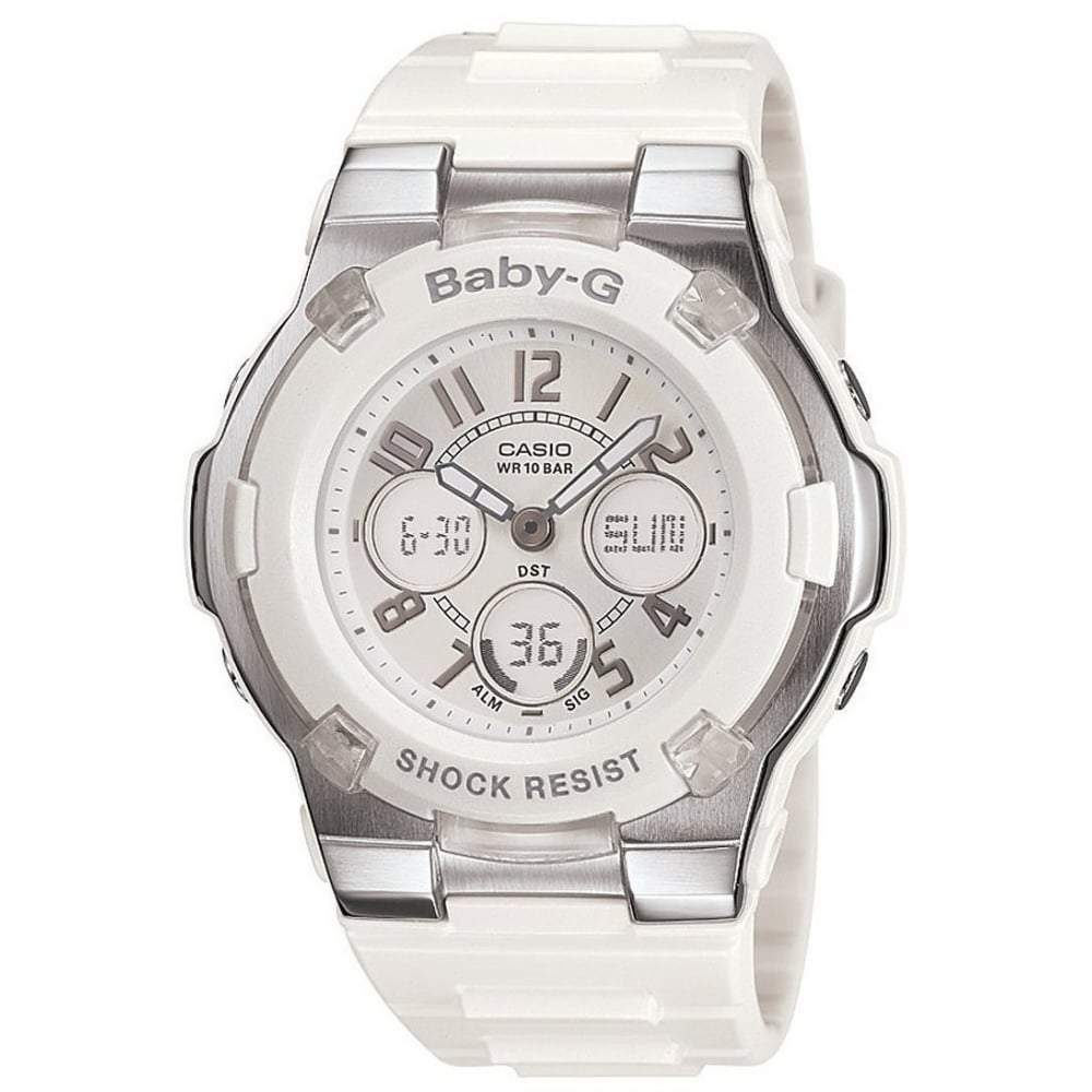Casio Ladies' Baby-G Chronograph Watch BGA110-7B - JB Watches