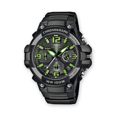 Casio Men's Chronograph Watch MCW-100H-3AV