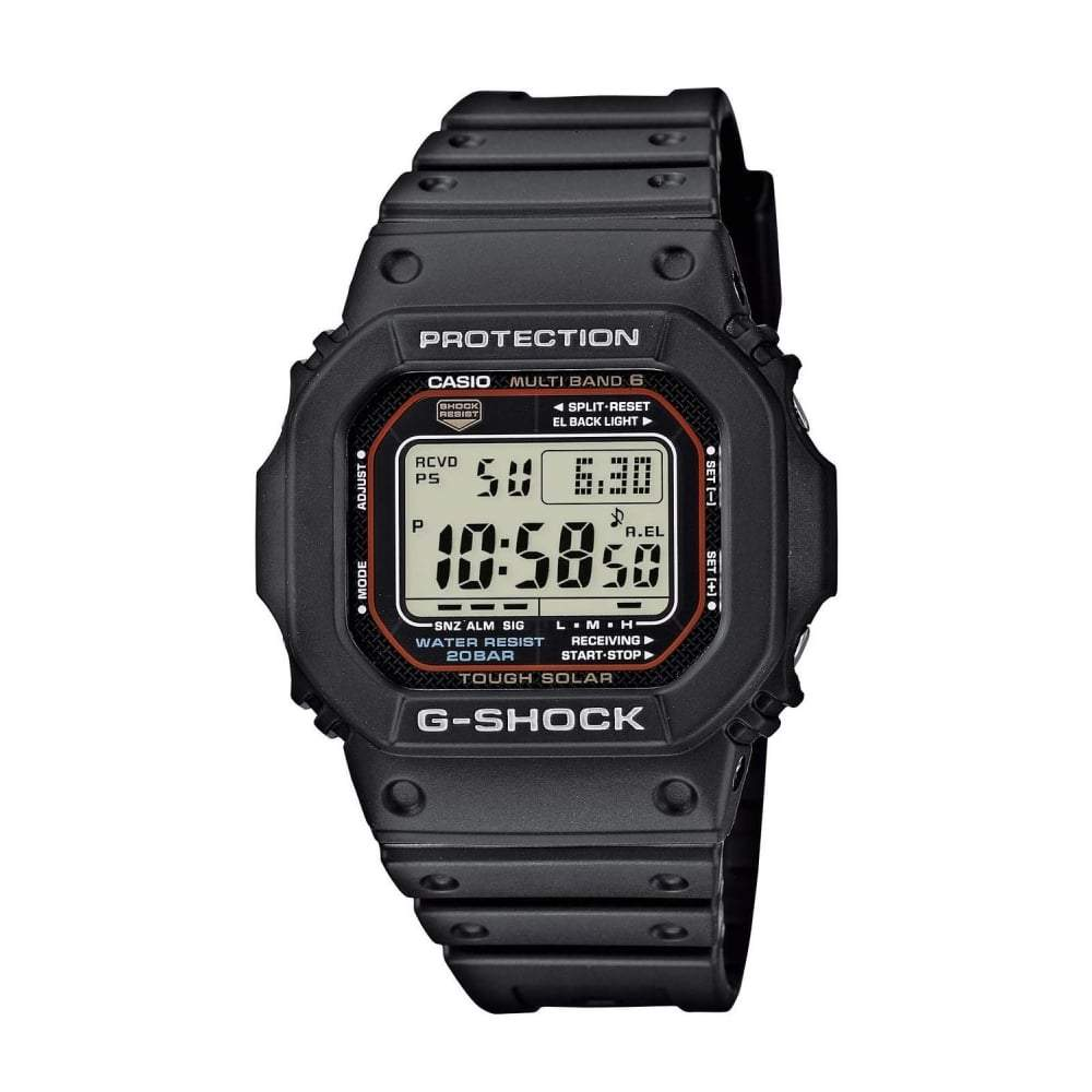 Casio Men's G-Shock Chronograph Watch GW-M5610-1