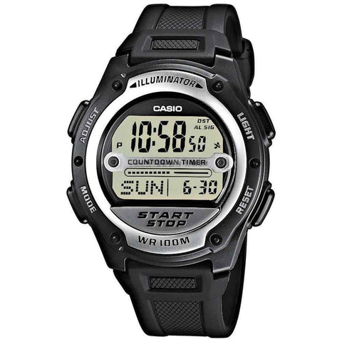 Casio Collection Men's Watch W-756-1AVES - JB Watches