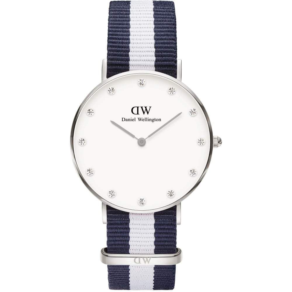 Daniel Wellington Ladies' Classy Glasgow 34mm Watch DW00100082 - JB Watches