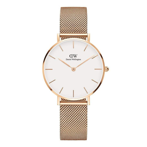 Daniel Wellington Ladies' Classic Petite Melrose 32mm Watch DW00100163 - JB Watches