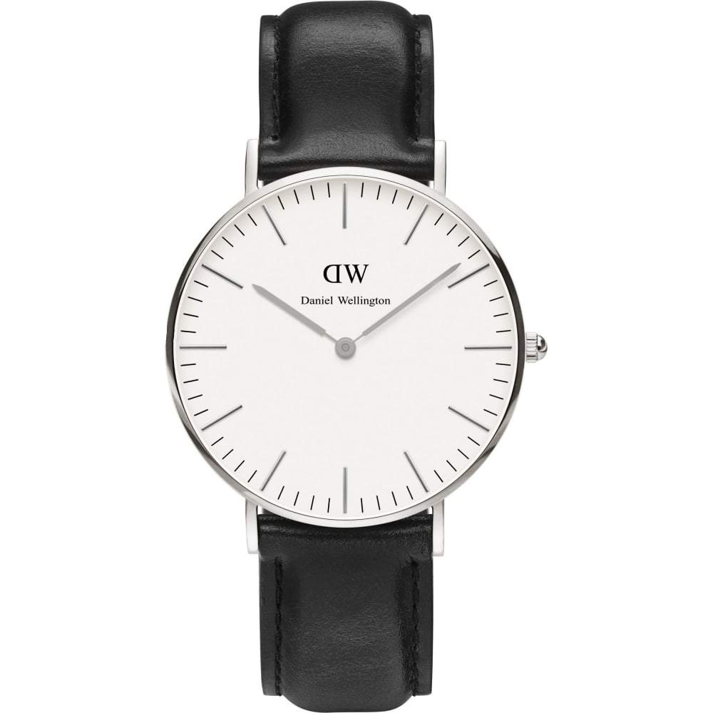 Daniel Wellington Ladies' Classic Sheffield 36mm Watch DW00100053 - JB Watches