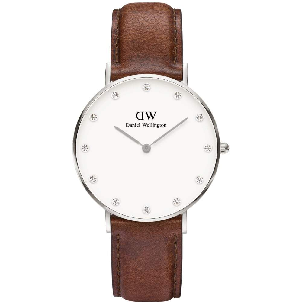 Daniel Wellington Ladies' Classy St Mawes 34mm Watch DW00100079 - JB Watches