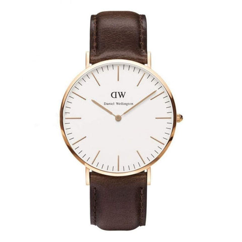 Daniel Wellington Men's Classic Bristol 40mm Watch DW00100009 - JB Watches