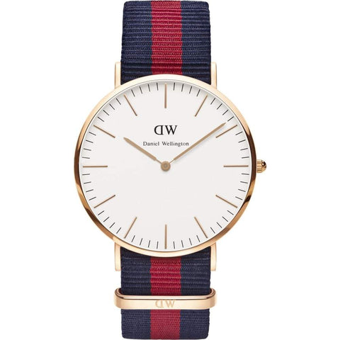 Daniel Wellington Men's Classic Oxford 40mm Watch DW00100001 - JB Watches